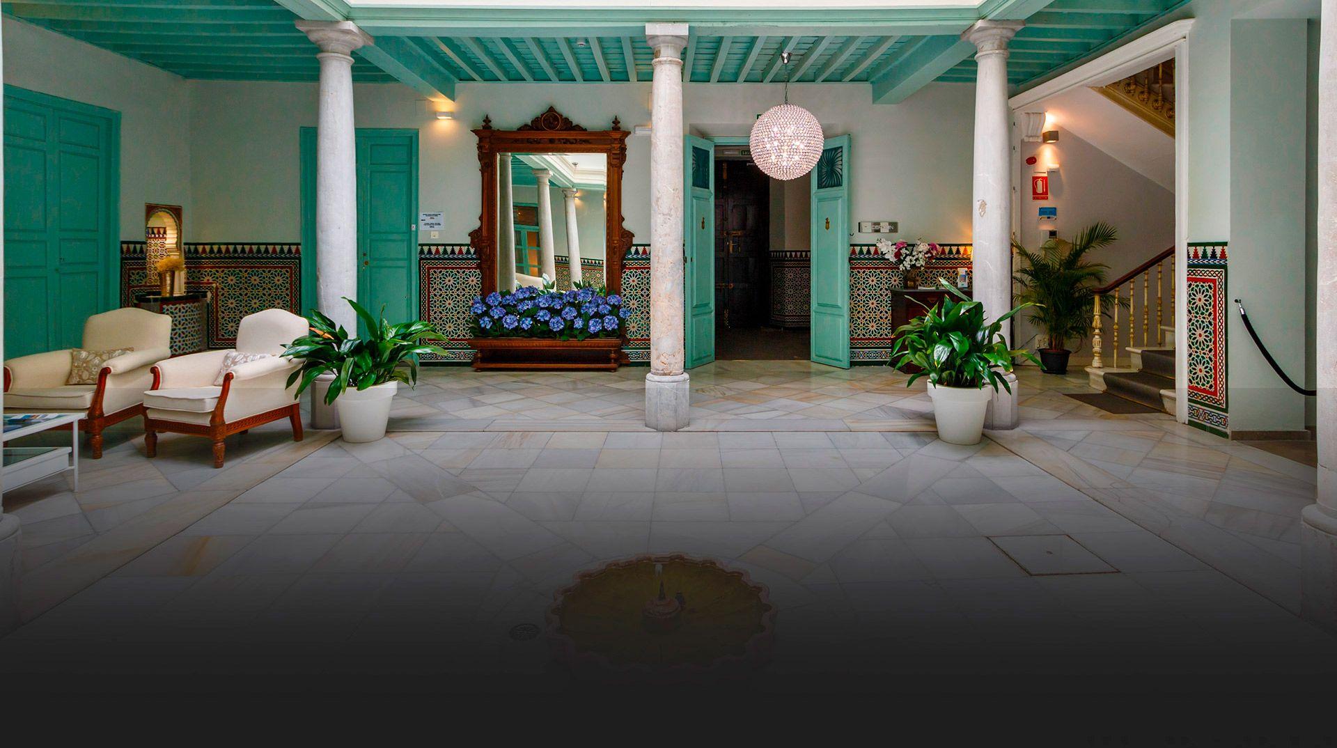 Reservar apartamentos y hotel en Granada