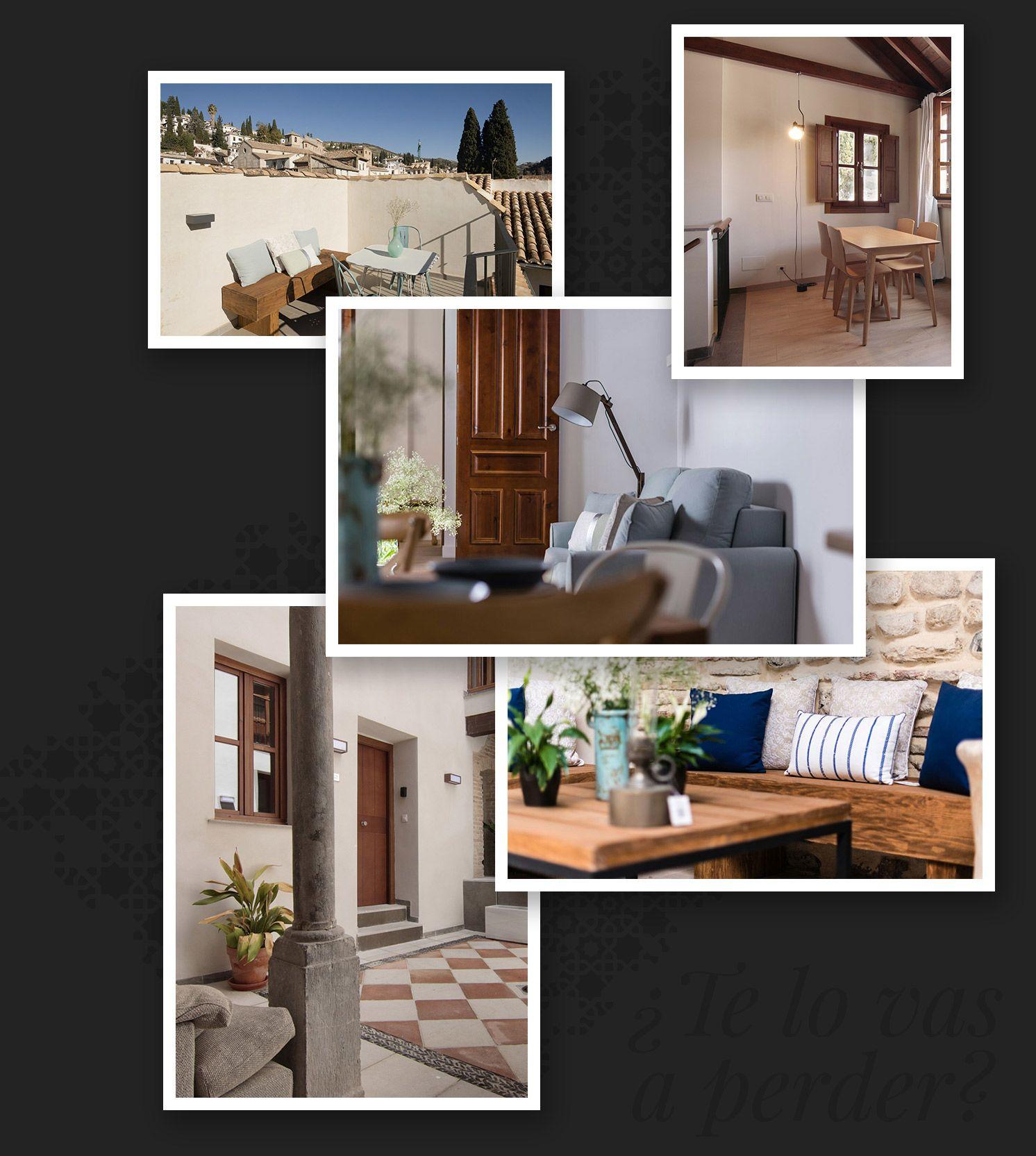 Casas del Albayzin fotos